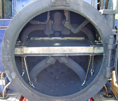 Steam Loco Design Our Work Spark Arrestor Design