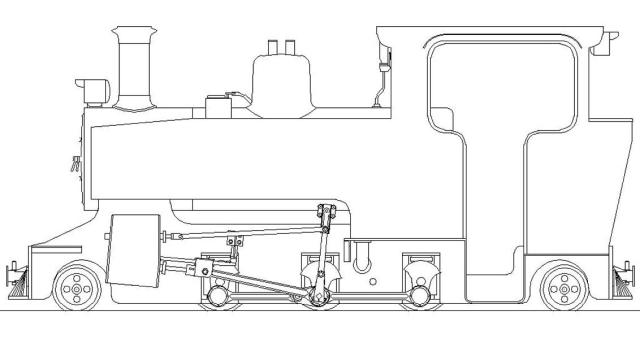 Steam Loco Design - Our Work - New Locomotive for Perrygrove