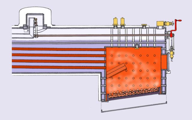 Steam Loco Design - Our Work - Surface Combustion Vaporising